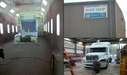 Truck Body Shop York PA