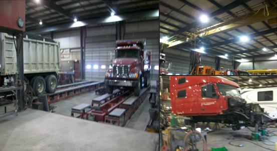 Truck Frame Alignment Shop York PA